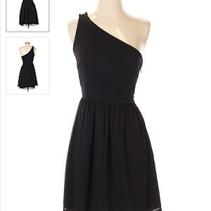 🆕NWOT Xhilaration one shoulder cocktail dress XXL